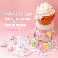 Sweets suzu Sweets suzu  Gummybears accessory collection!  My handmade sweets deco http://ameblo.jp/s-sweets-10/ https://www.instagram.com/sweetssuzu/   (shop) mademoiseryu.ocnk.net/  #sweetsdeco#resinclay#sweetsaccessory#yumekawa#kawaii#gummybears#gummybearsaccessory#
