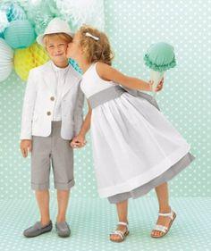 Ideas divinas para damitas y pajes de boda   Blog de BabyCenter