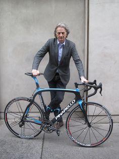 Pinarello Sky Team bike - Paul Smith
