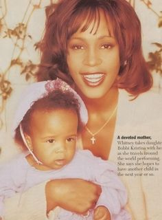 Here's a detailed look back at Whitney Houston's life. RIP. It's all so tragic.