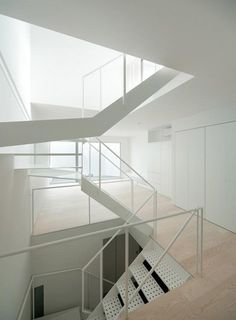 love the staircases