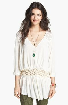 loving this tunic.  cute with skinny jeans