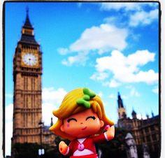 London in Greater London, Greater London Greater London, Four Square, Big Ben, Instagram