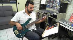 Movin' - Dan Dean - Method - Bass Guitar - Sinfônica escola de Música