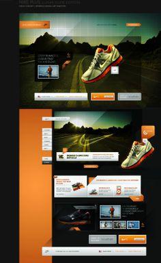 Nikeplus #webdesign, #design, #responsivedesign, #website, #ux, #ui, #mobile, responsive design, web design #userinterface #app #gui