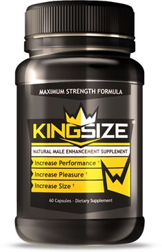 King Size Male Enhancement - Reviews | Side Effects