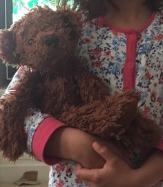 Lost at Taunton Deane Services on 18 Aug. 2016 by Lisa: We have lost Brian. Pet Toys, To My Daughter, Lost, Teddy Bear, Teddybear