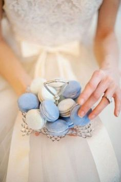 For the first time, Pantone chose two wedding colors for Read this list for ways to incorporate rose quartz and serenity blue into your wedding! Pantone 2016, Pantone Color, Trendy Wedding, Dream Wedding, Wedding Blue, Garden Wedding, Cake Wedding, French Blue Wedding, Wedding Dress