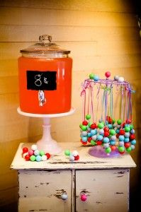 Kara's Party Ideas Gumball Themed 8th Birthday Party with So Many Cute Ideas via Kara's Party Ideas | KarasPartyIdeas.com #Gumballs #Party #Ideas #Supplies (12) | Kara's Party Ideas