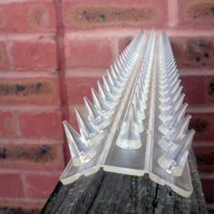 Fence and Wall Spikes - Grey £0.70