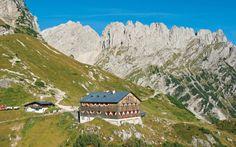 Mehrtagestouren am Wilden Kaiser in Tirol. Wilder Kaiser, Tyrol Austria, Travel Inspiration, Europe, Places, Outdoor, Walks, Wanderlust, History