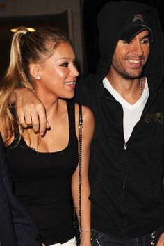Proof That Enrique Iglesias's Biggest Fan Is (and Always Has Been) Anna Kournikova