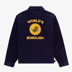 Workers Union, Aime Leon Dore, Corduroy Jacket, Vintage Fashion, Vintage Style, Graphic Sweatshirt, World, Sweatshirts, Sleeves