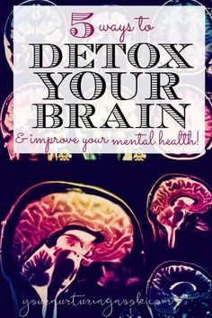 Would you like to feel more relaxed, more fluid, with less stress, anxiety, and mental fog? To feel more deeply connected to yourself? Did you know you can actually detox your brain?