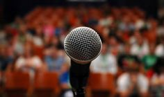 Tips on curing your public speaking jitters.