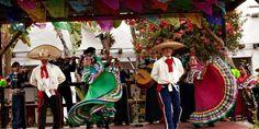 Cinco De Mayo with Ballet Folklorico Mexicano