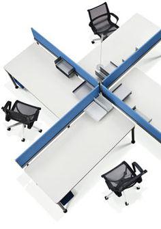 SENSE DESK SYSTEM - HERMAN MILLER - http://www.hermanmiller.com/products/workspaces/desks/sense-desks.html