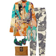Spring style by borsebyd on Polyvore featuring moda, Gucci, Osman, Jigsaw, bags and BorsebyD