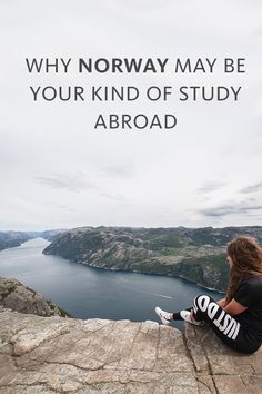 Traveling to Norway is the adventure of a lifetime! Read on to learn what the experience is really like when you study abroad for a semester or year.