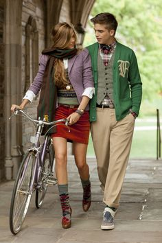 Rugby Ralph Lauren Fall 2012   Ralph Lauren is one of the style icons of Ivy League fashion!