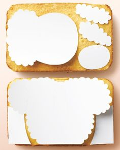 good standard sheet cake recipe that can hold up to cutting it into various shapes for fun cakes