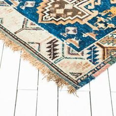 Turkish Textile Rug | Bohemian Ceremony | Birch & Brass Vintage Rentals | Weddings and Corporate Events | Austin, Texas