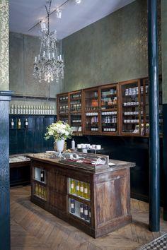Astier de Villatte's new 6 Rue de Tournon in Paris   Remodelista