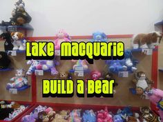 Build A Bear - Lake Macquarie, NSW, Australia - Things to do and see
