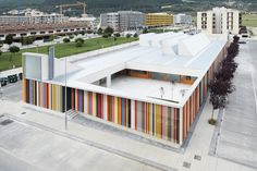 Moderne Fassaden machen uns neugierig darauf, was sich dahinter bergt
