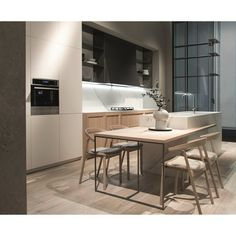 Porcelain stoneware kitchen worktop ❤ liked on Polyvore featuring home, kitchen & dining and porcelain stoneware