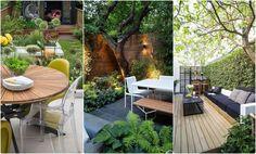 Inšpirácie do malej záhrady: Takto využiješ jej potenciál naplno