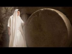 The Savior's body is taken by Joseph of Arimathea to a garden tomb. Angels appear and remove the stone from the front of the tomb. Mary visits the empty tomb. Michael Jackson, Life Of Jesus Christ, Jesus Lives, Mormon Channel, Joseph Of Arimathea, Why Jesus, Lord, Holy Week, Latter Day Saints