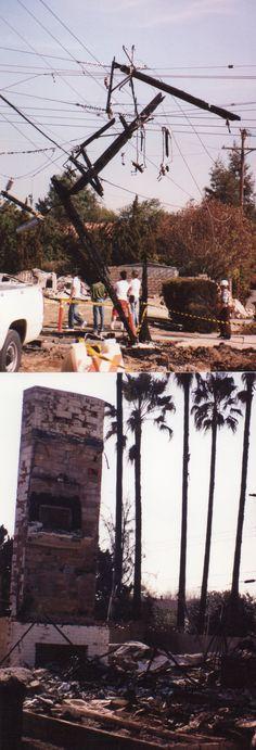 Northridge earthquake (Granada Hills, Balboa) Earthquake And Tsunami, Northridge Earthquake, Granada Hills, Flood Risk, San Luis Obispo County, San Fernando Valley, City Of Angels, California Dreamin', Natural Disasters