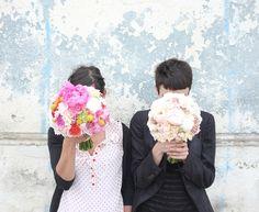 Bouquets...