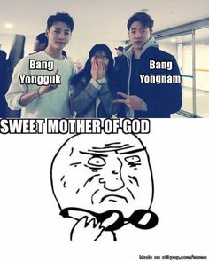 That dude looks more like Yonkkuk than Yongguk looks like Yongguk XD