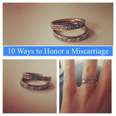 Every Child is a Blessing: 10 Ways to Honor a Miscarriage