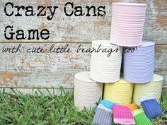 Two Shades of Pink: More Picnic Party Games!