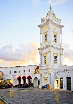 Clock Tower Tripoli