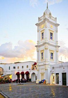 Clock Tower Tripoli