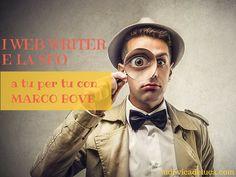 I Web Writer e la SEO:  a tu per tu con Marco Bove