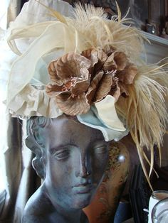 Kentucky Derby Hat Swap by Vintage Flair, via Flickr