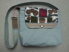Schultertaschen - Schultertasche ☺ - ein Designerstück von Traum-Taschen bei DaWanda