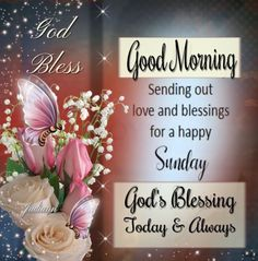 Blessed Sunday Quotes, Blessed Sunday Morning, Sunday Prayer, Good Morning Sister, Sunday Love, Morning Blessings, Morning Prayers, Saturday Quotes, Monday Blessings