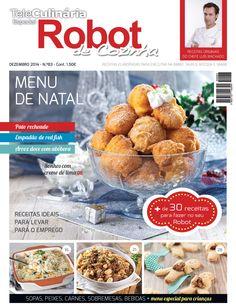 TeleCulinária Especial Robot de Cozinha - Natal 2014   www.teleculinaria.pt  Versão digital disponível em www.magzter.com