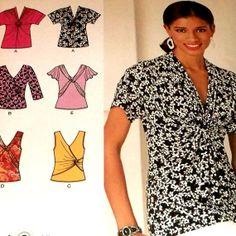 Pants Sewing Pattern Blouse Summer Tank by hookandneedlepattern, $4.00