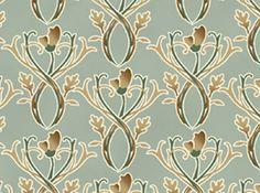 Bella Teal Aqua Blue Floral Trellis Quilt Cotton Fabric By the Yard   Model: 21473-q