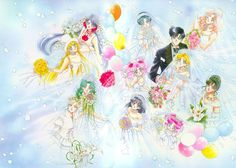 Wedding Dress - Artbook V - REF