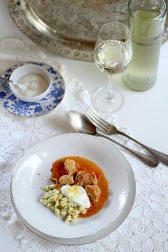 Johanna Maier, Panna Cotta, Ethnic Recipes, Foodblogger, Buttermilk Ranch Dressing, Easy Meals, Dulce De Leche