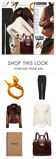 """""""Yoins 2"""" by barbarela11 ❤ liked on Polyvore featuring Mode, Mulberry, women's clothing, women's fashion, women, female, woman, misses, juniors und yoinscollection"""