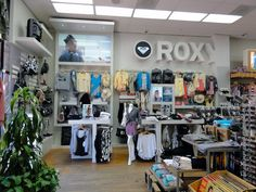 @ROXY Store Buildout
